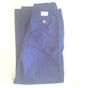 Vineyard Vines Boys Club Pant Solid Blue Classic